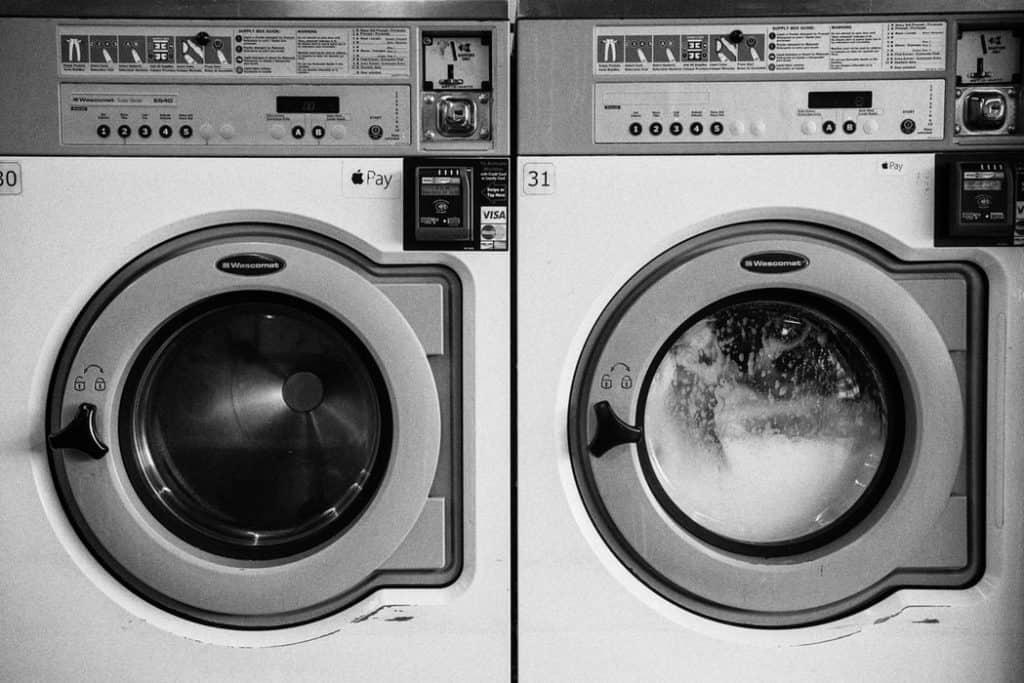 pulire una lavatrice