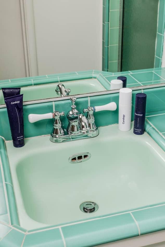 pulizia dei rubinetti