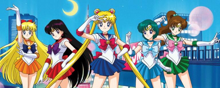 Sailor Moon, una mostra per festeggiare i suoi 25 anni