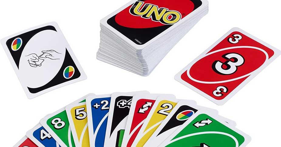 Carte da Uno regole del gioco più giocato