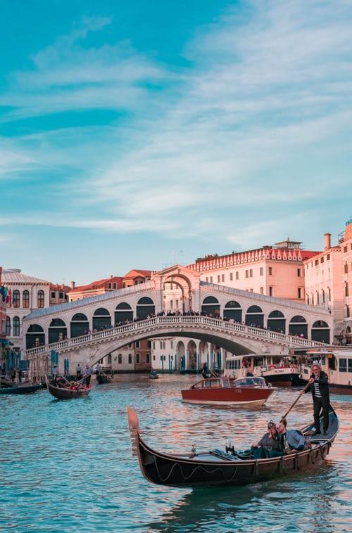 Italia, i siti dell'Unesco