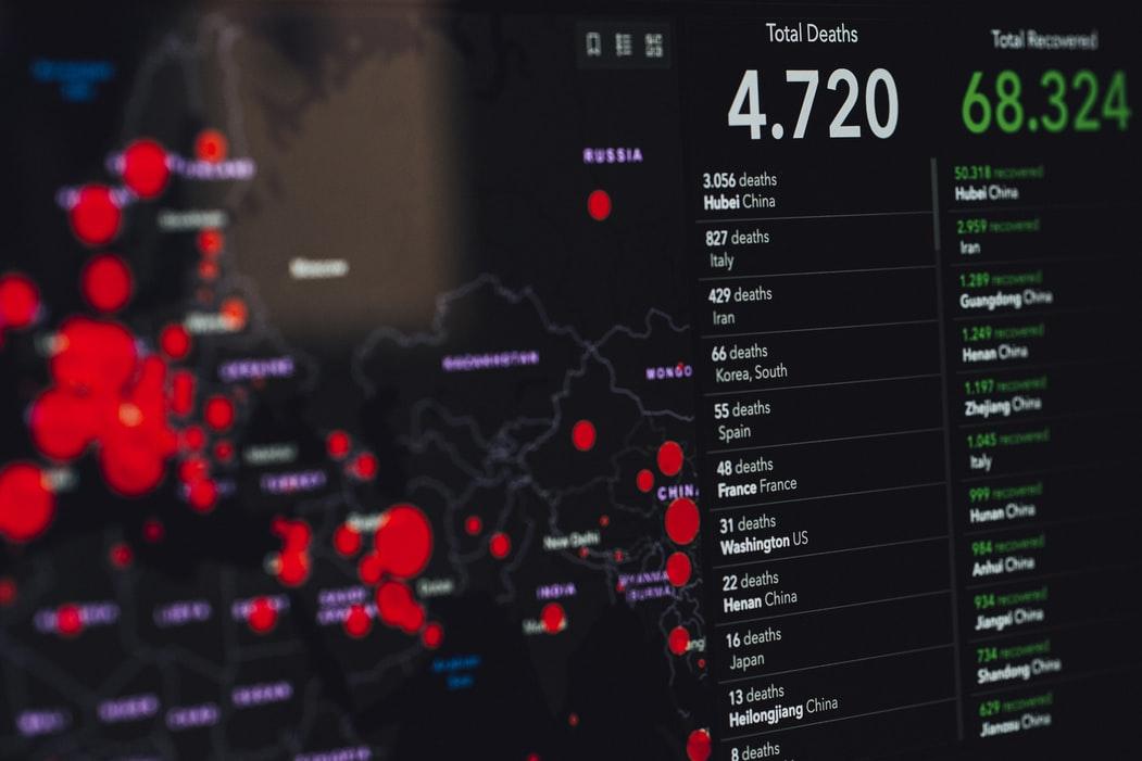 Questa pandemia spiegata nellaserie documentarioNetflix