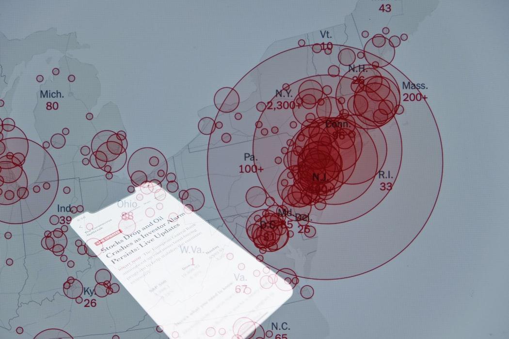 Coronavirus: limitare il virus
