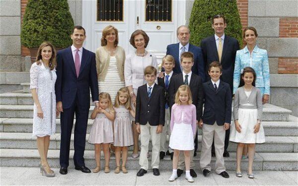 famiglie reali