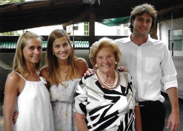Giorgia Rossaro-la storia