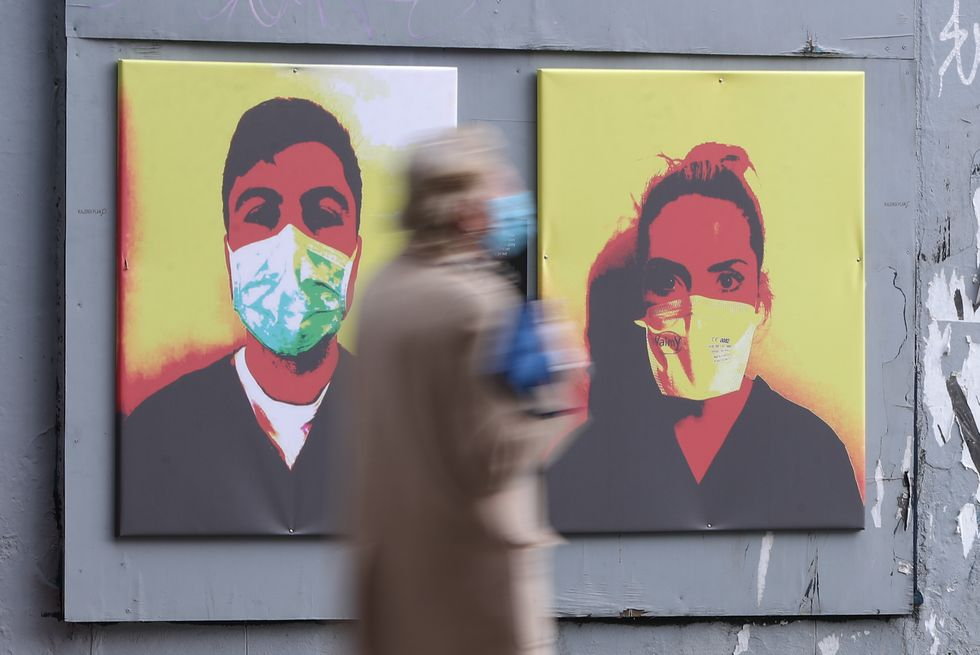 Street Art al tempo del Coronavirus