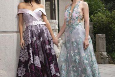 Gli abiti gioiello Musani Diamond