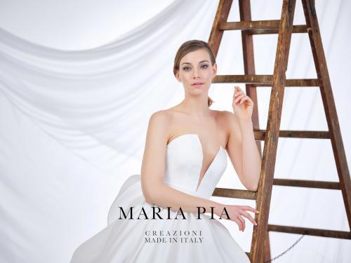 Le spose di MARIA PIA – COLLEZIONE 2021