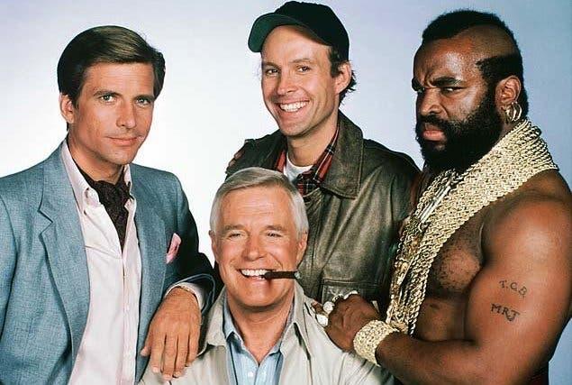 Le più belle serie tv degli anni '80