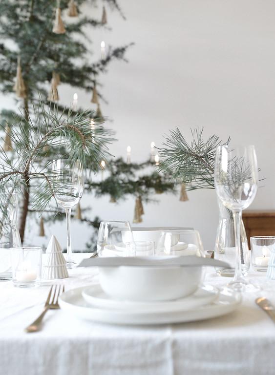 tavola di Natale 2020