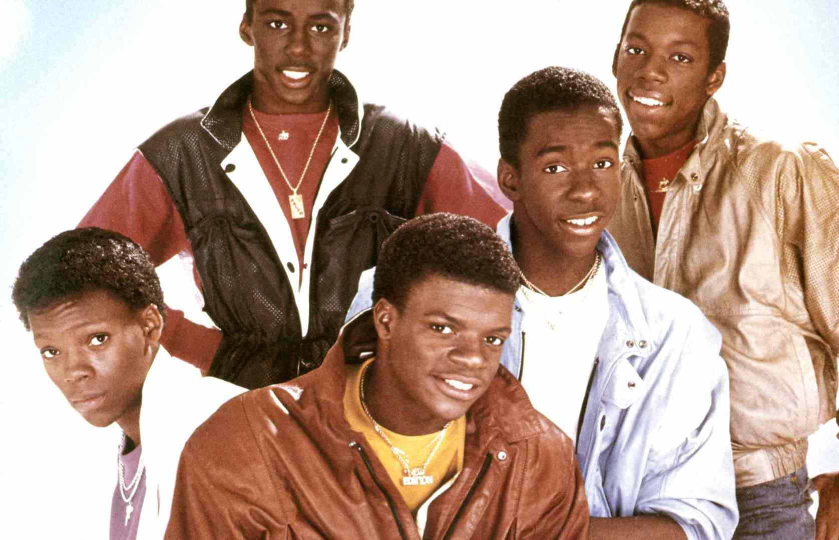 Le Boy Band degli anni '80