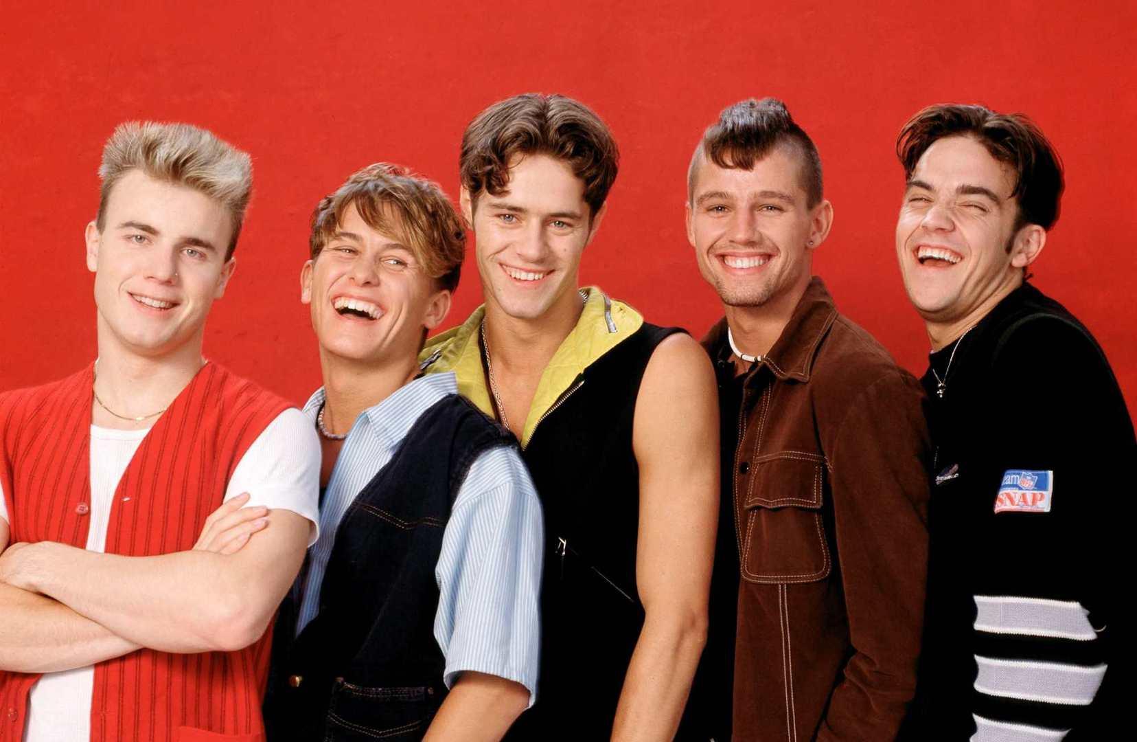 Boy Band degli anni '90
