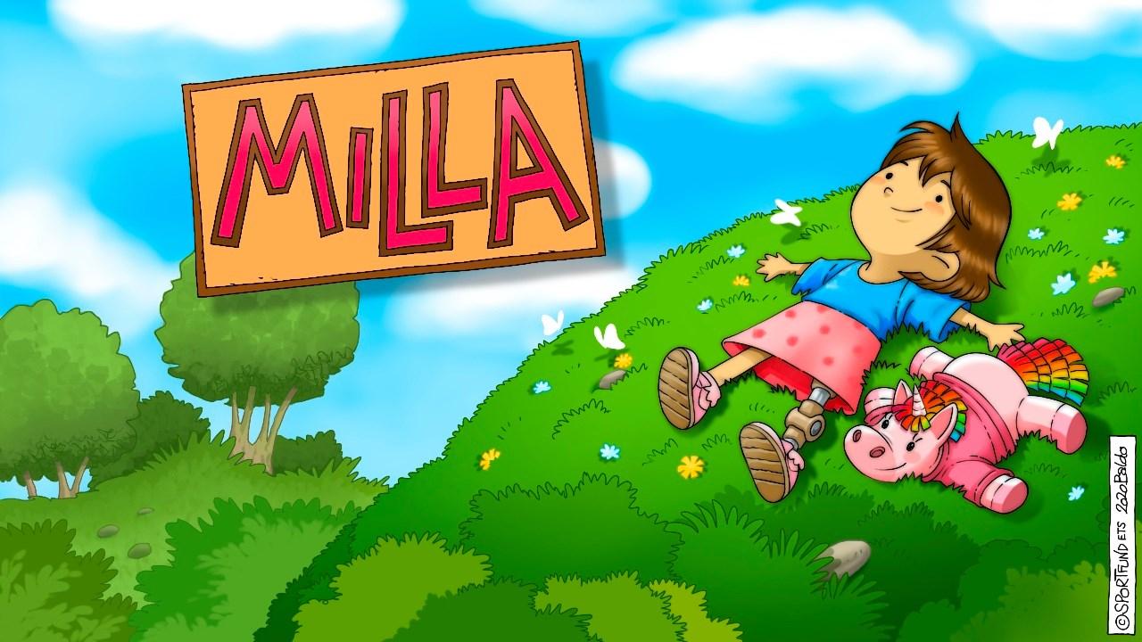 Arriva Milla! – il fumetto che parla di disabilità e sport