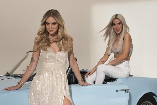 Baby K, la nuova canzone con Chiara Ferragni