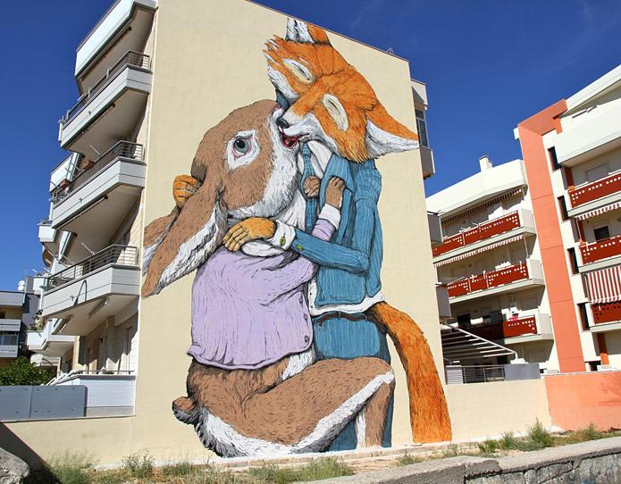 street art puglia