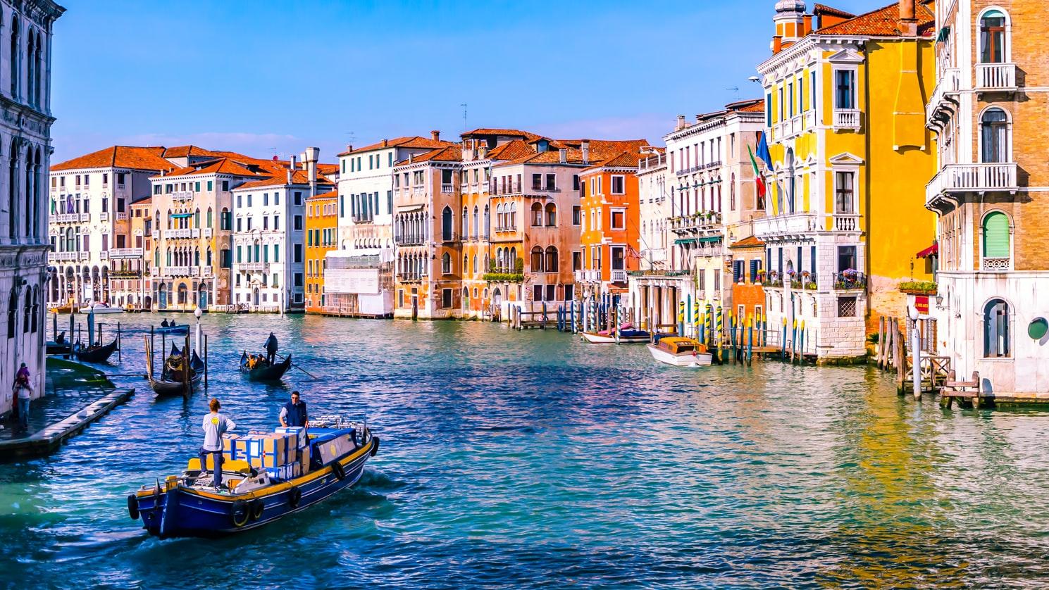 Un weekend a Venezia