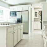 pulire i pavimenti in marmo