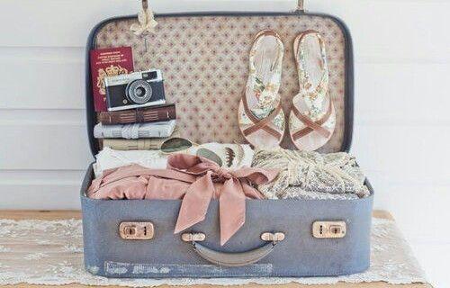 valigia per il mare