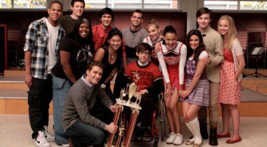 Glee, la serie tv