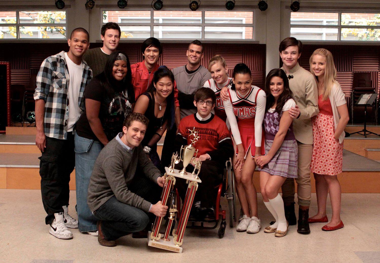 Glee la serie tv - serie tv anni 2000