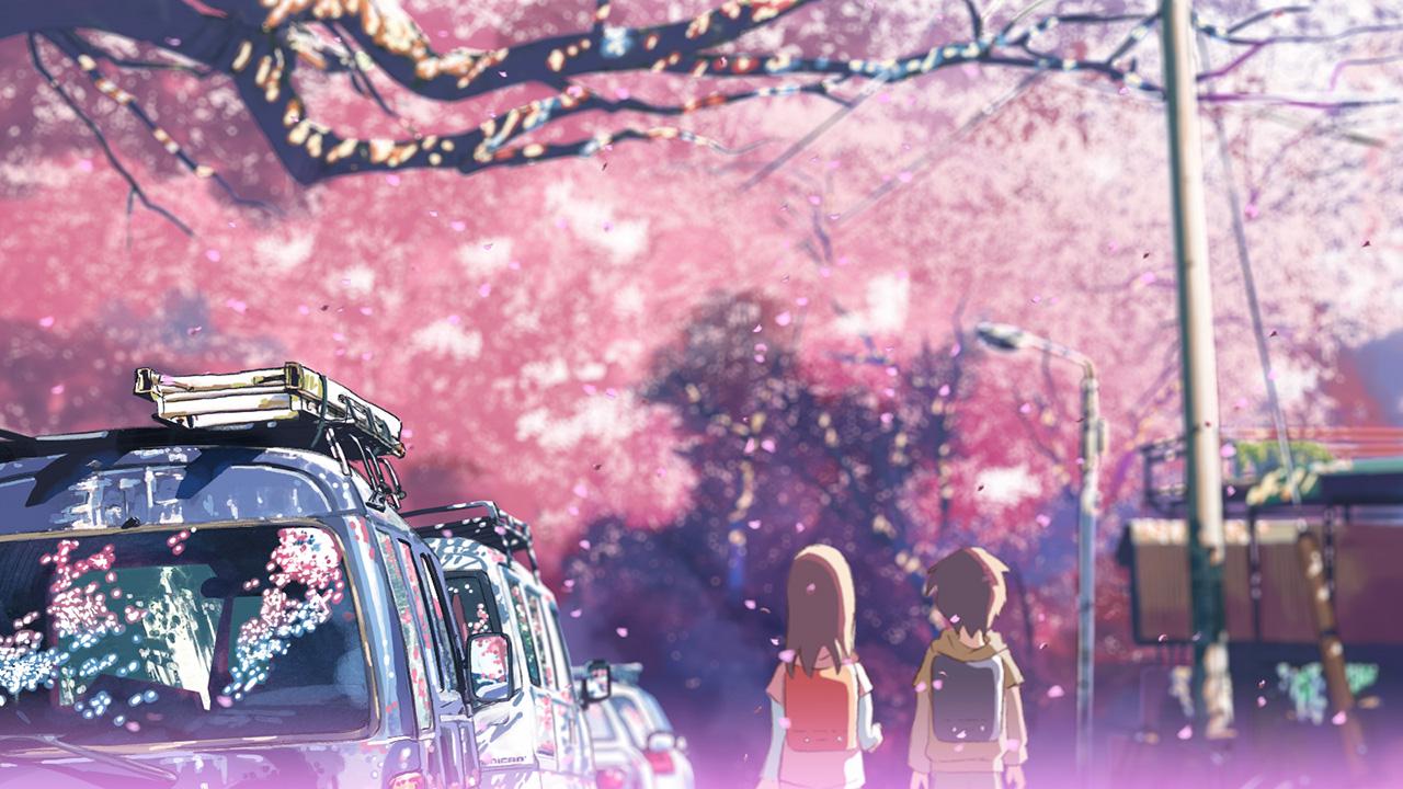 Le migliori anime di Makoto Shinkai