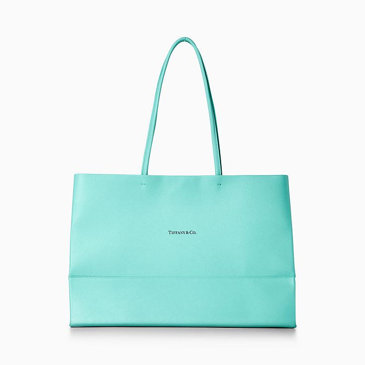 Tiffany lancia la sua prima shopping bag