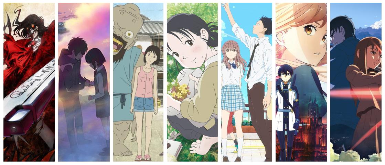 Film Anime su Netflix