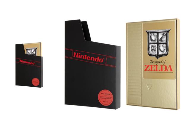 Moleskine presenta The Legend of Zelda