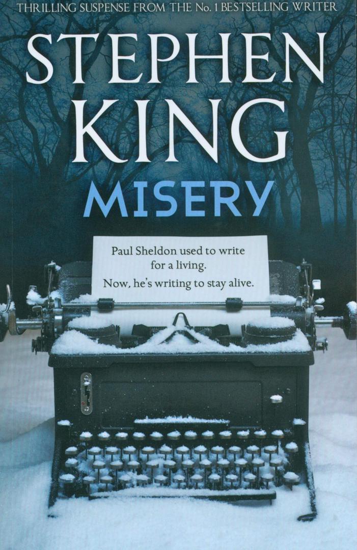 Misery (1987) di Stephen King