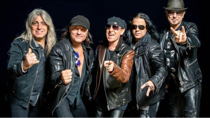"""Gli Scorpions, festeggiano il 30° anniversario della prima uscita di """"Wind of Change"""""""