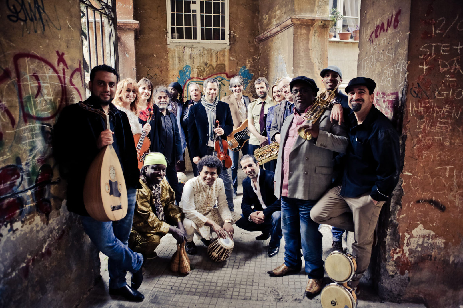 Il Flauto Magico di Piazza Vittorio – Original Soundtrack dell''Orchestra di Piazza Vittorio