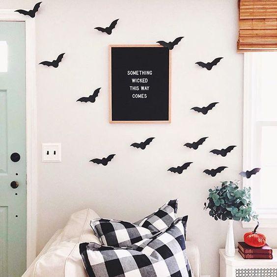 Casa a tema Halloween