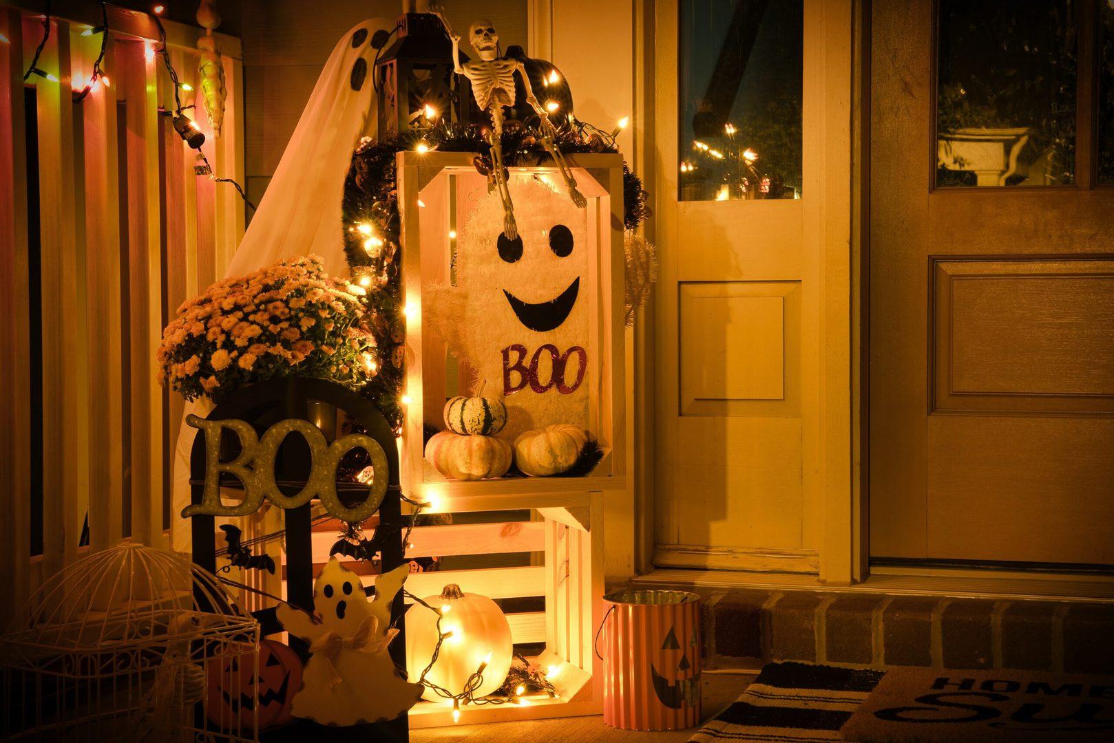 Halloween: idee per allestire la casa a tema