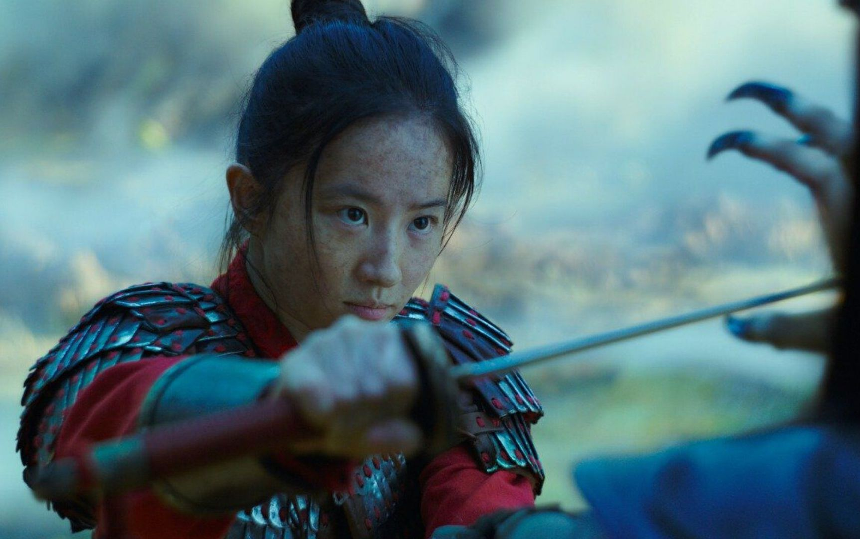 l film live action: Mulan