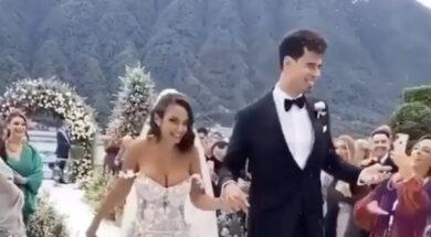 nozze elettra lamborghini 2