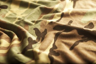 stampa camouflage-