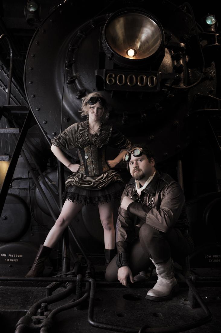 Steampunk, uno stile originale