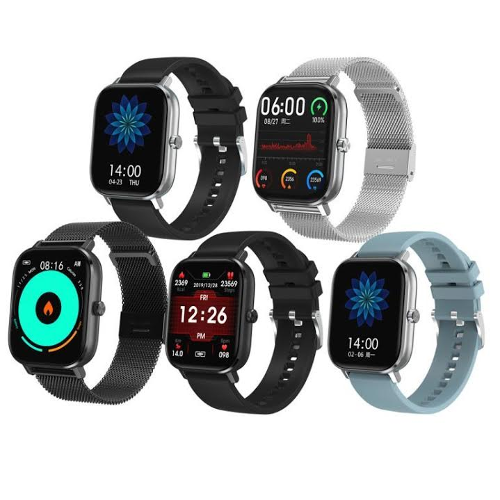 Regalo per lui: smartwatch DT35