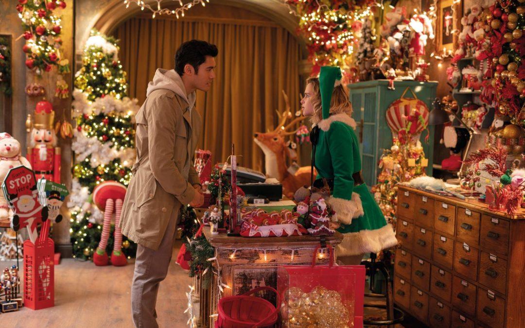 Last Christmas, il commovente film con Emilia Clarke