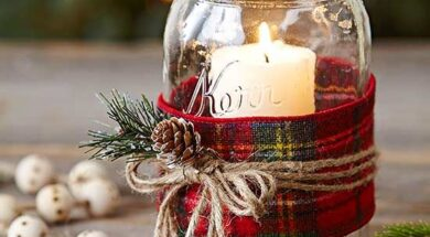 Jar Christmas Crafts