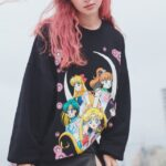 Bershka x Sailor Moon