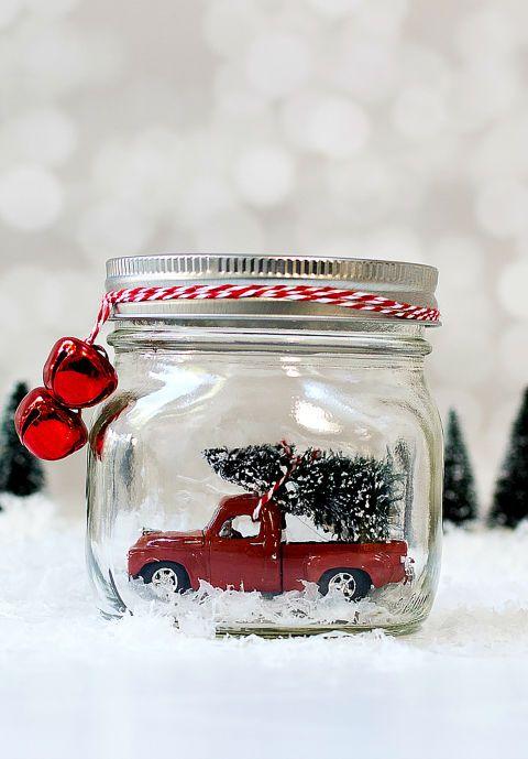 Jar Christmas Crafts