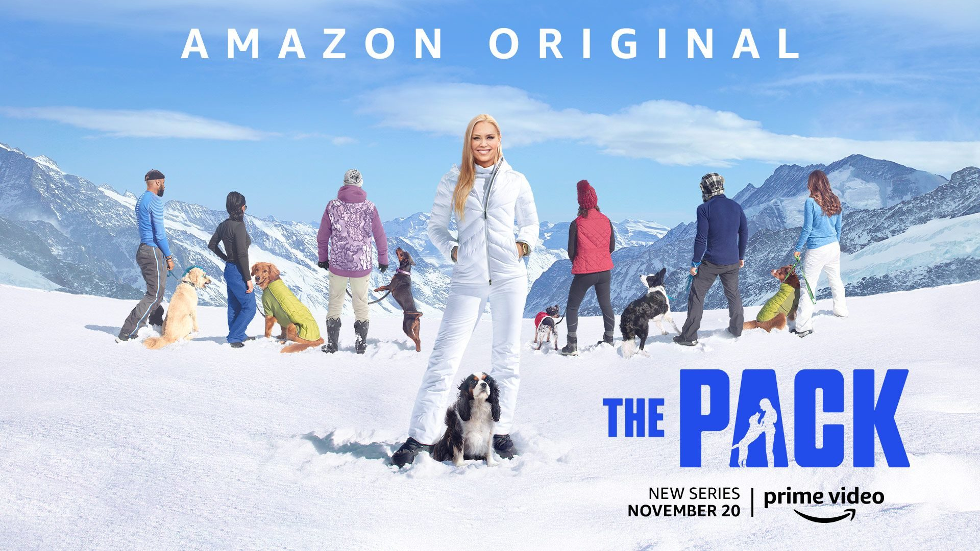 Amazon Prime Video novembre 2020: serie tv