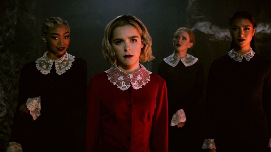 Arriva l'ultima parte di Le Terrificanti Avventure di Sabrina