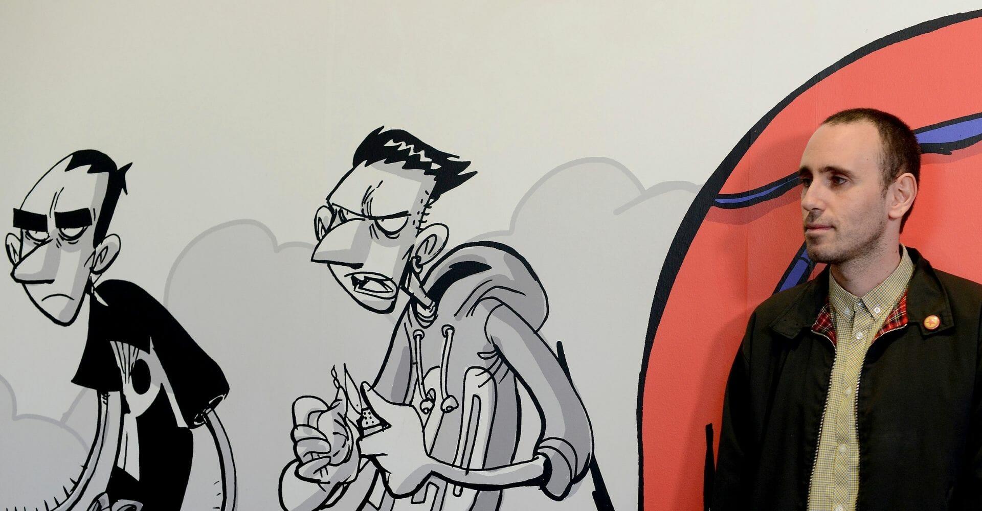 Strappare lungo i bordi – la serie animata di Zerocalcare