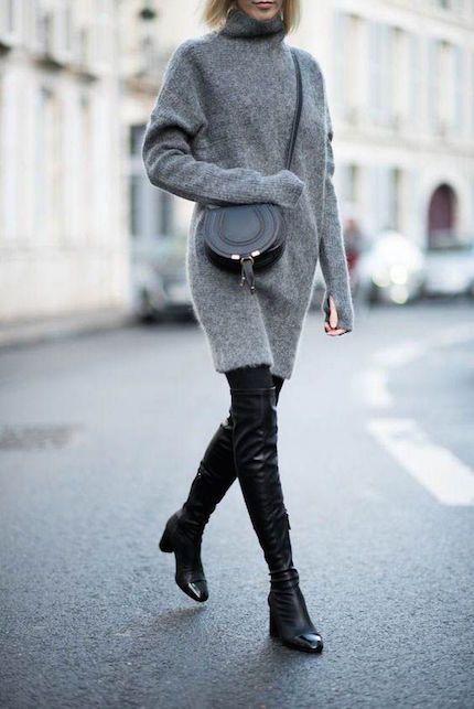 abiti in maglia