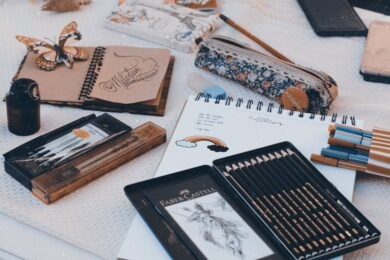 bullet journal gli accessori