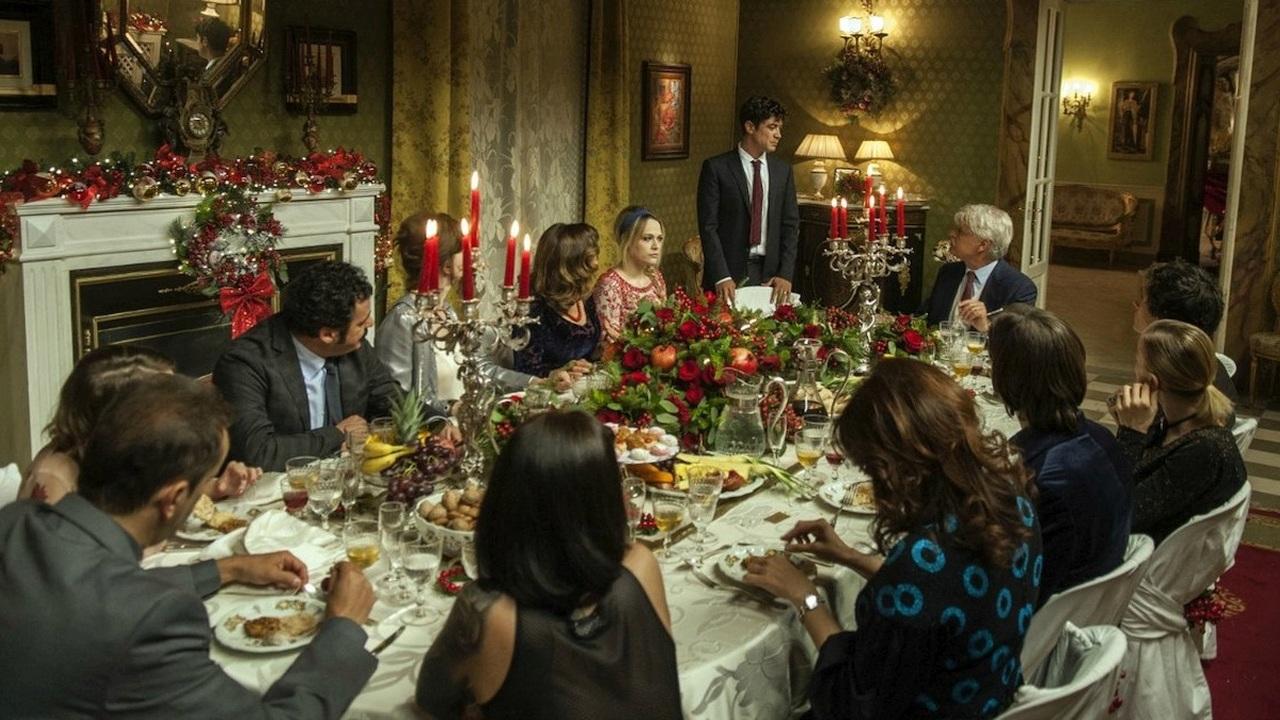 La cena di Natale, il film con Riccardo Scamarcio e Laura Chiatti
