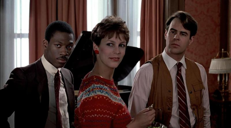 Una poltrona per due, la commedia del 1983