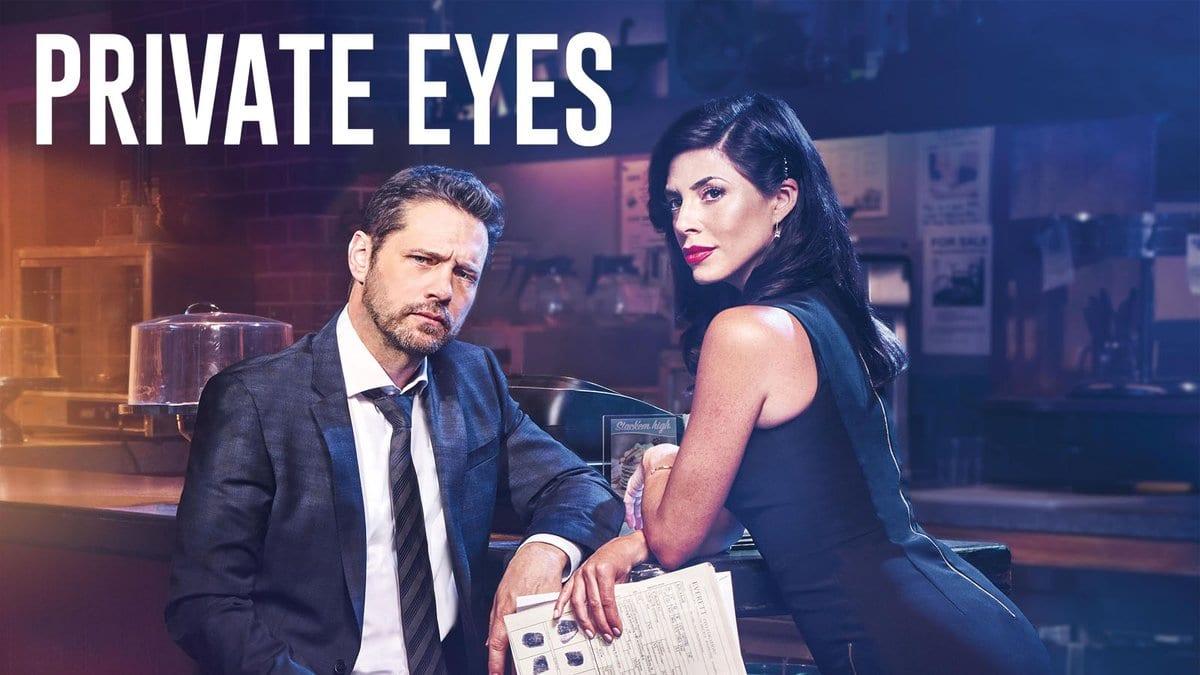 Private Eyes - Fox Febbraio 2021